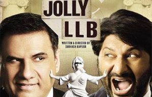 Jolly LLB – Movie Review
