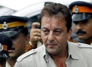 Sanjay Dutt arrested in 1993 Mumbai Blasts Case – Sentenced to 5 Years in Prison