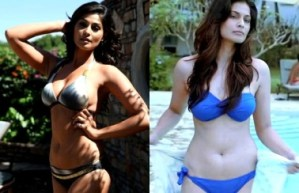 Puja Gupta in Bikini for the Third Time – See the Hot Babe