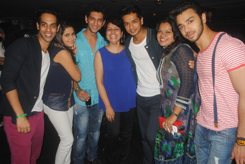 Buddy project unit with Producer Seema Sharma-Showbizbites