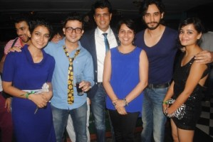Na Bole Tum Na Maine Kuch Kaha's 100 Episodes Completion Party