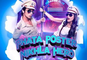 Phata Poster Nikhla Hero Movie Review
