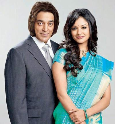kamal and pooja-viswaroopam 2-showbizbites