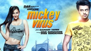 Mickey Virus Movie Review