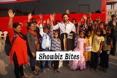 Saif Ali Khan with NGO Kids-Featured