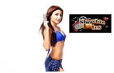 Soha Ali Khan in bikini