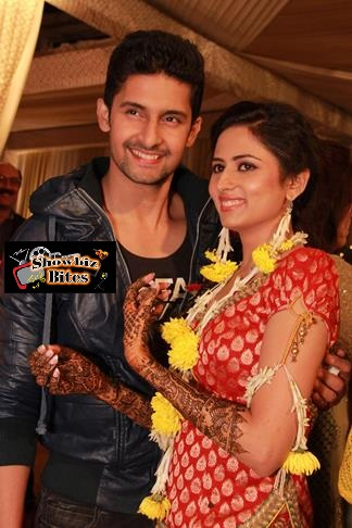 Ravi Dubey and Sargun-Mehndi-Showbizbites