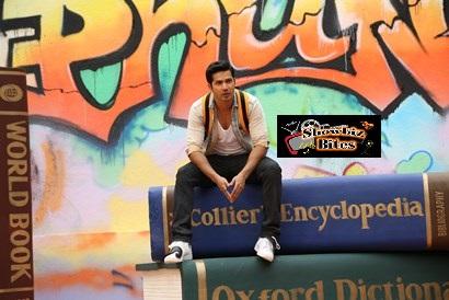 Varun Dhawan in Main Tera Hero-showbizbites
