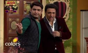 Govinda Spells Magic on Comedy Nights with Kapil