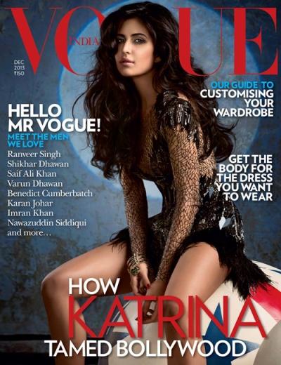 Image Courtesy: Vogue, India