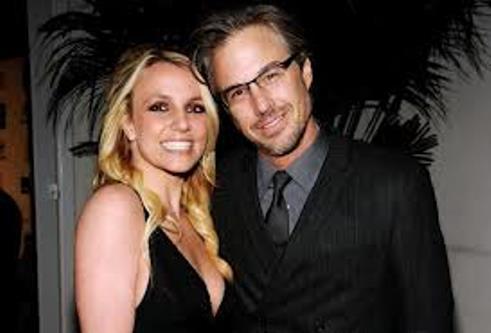 Britney Spears and Jason Trawick-showbizbites