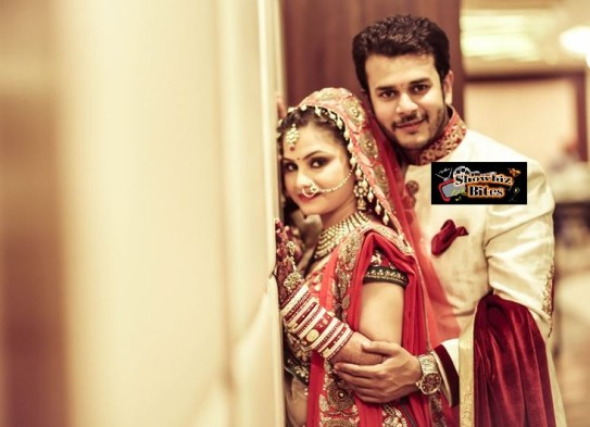 Jay Soni with wife Pooja Soni