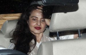 Rekha Without Makeup – Looks Damn Bad and Really Oldie