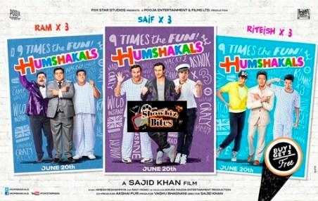 Humshakals Poster 2-showbizbites-featured