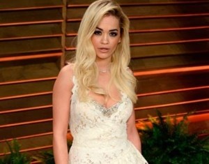 Rita Ora Steals Post Oscars Party with Flattering Makeup