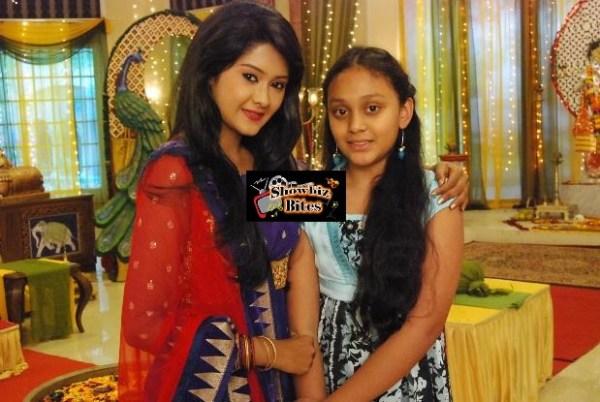Kanchi Singh with Ishika Shahi