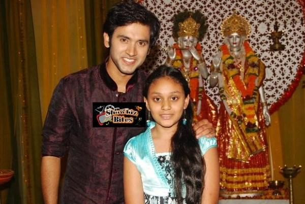 Mishkat Varma with Ishika Shahi