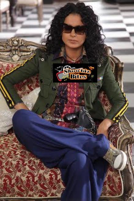 Kangana Ranaut in Revolver Rani-showbizbites