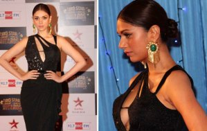 Photos: Aditi Rao Hydari Suffers Wardrobe Malfunction – Check Out How?