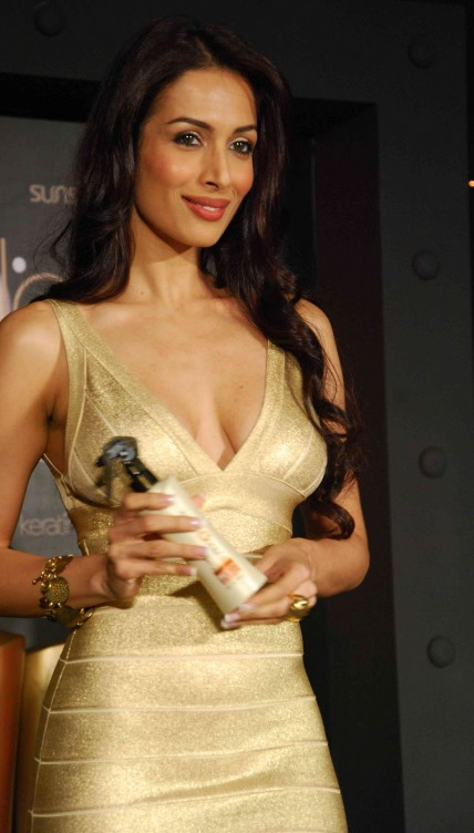 malaika arora hot cleavage-showbizbites-07