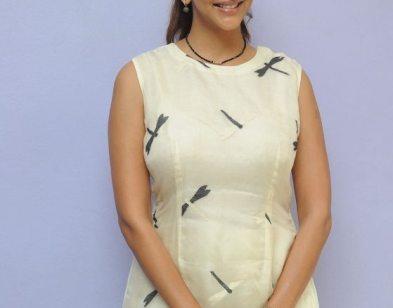 Manchu Lakshmi at Chandamama Kathalu Success Meet-showbizbites