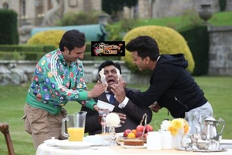 Saif Ali Khan-Ram & Riteish-showbizbites