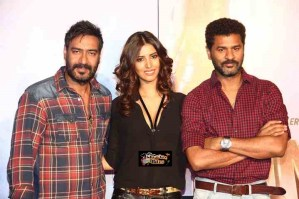 Photos: Gangster Baby Song Launch with Ajay Devgn and Hot Manasvi Mamgai