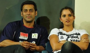 Sania Mirza Wants Salman Khan to Be Her Husband