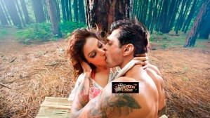 Photos: Bipasha Basu Locks Lips Passionately in ALONE