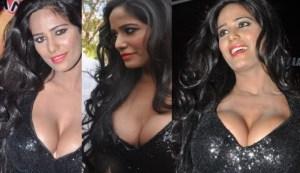 Poonam Pandey Hot Photos, Poonam Pandey Deep Cleavage Images