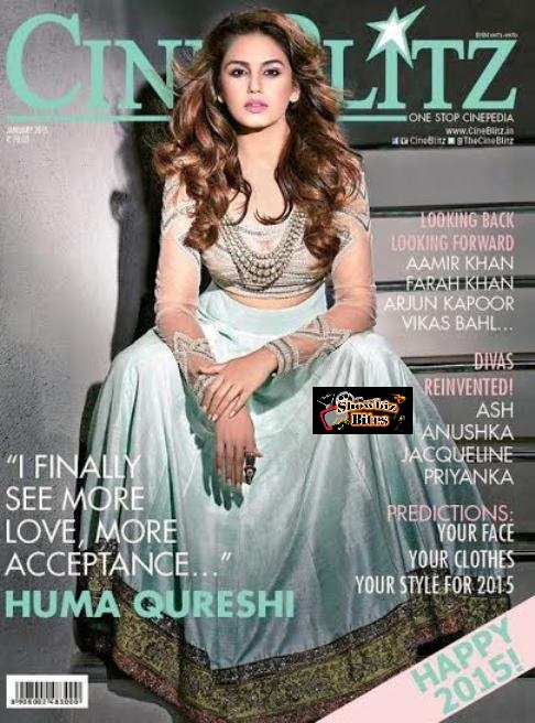 huma qureshi-cineblitz-showbizbites