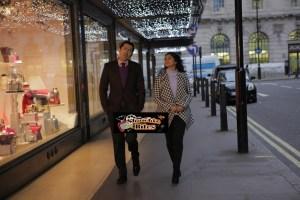 REVEALED: Kunal Kohli and Jennifer Winget Lock Lips on the Streets of London