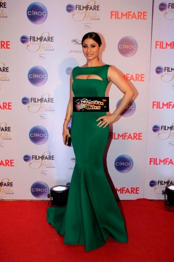 Tanishaa Mukerji At Filmfare Awards
