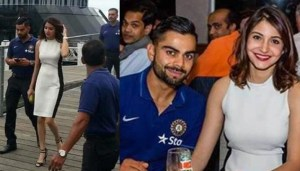 PHOTOS; Anushka Sharma and Virat Kohli Make Love in Australia Before Semi Final