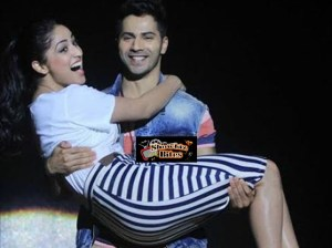 What's Cooking Between Varun Dhawan and Yami Gautam?