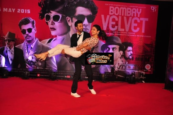 Bombay Velvet Trailer Launch-12