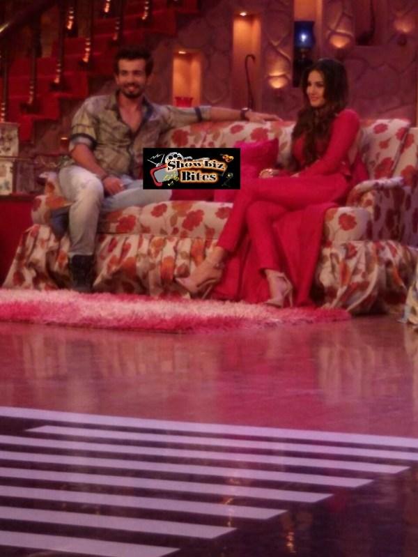 Ek Paheli Leela on the sets of CNWK (4)