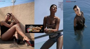 PHOTOS & INTERVIEW: Nargis Fakhri Shows Creamy Thighs, Curvy Legs and Hot Cleavage for Femina Shoot
