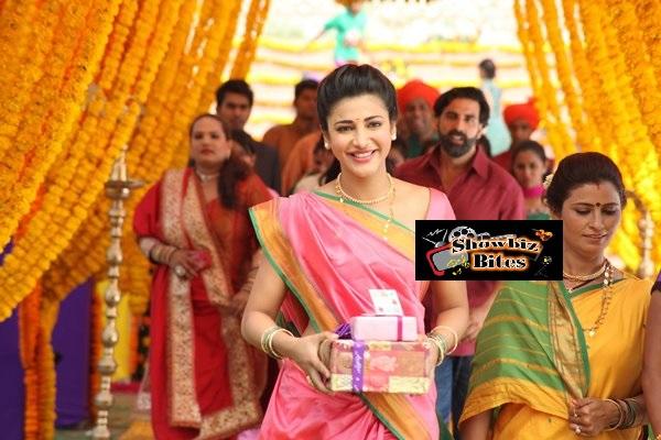 Shruti Hassan in Gabbar Is Back (1)