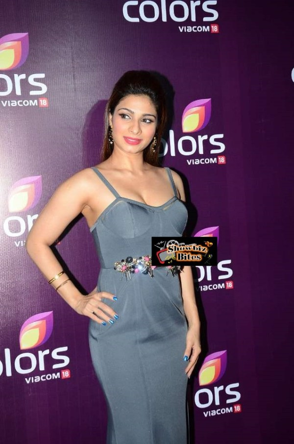 Tanisha at Colors Party