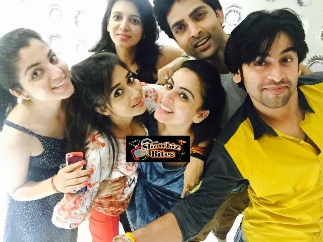 Shashank vyas and tina dutta dating