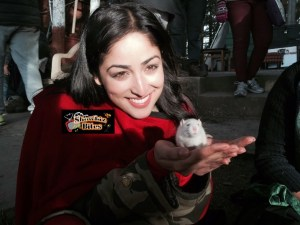 PIX: What Makes Yami Gautam Screams Loud? Very Interesting…!
