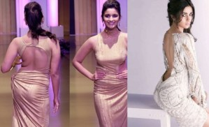 PHOTOS: Alia Bhatt's Hottest Ever Scrumptious Back On Display