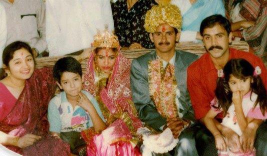 Anushka Sharma Childhood Pictures-04