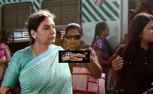 What Happened with Shabana Azmi When She Traveled in a Local Train in Mumbai?