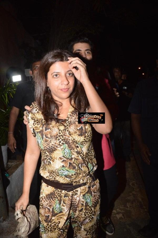 Deepika Padukone's Party at Olive Bandra-18