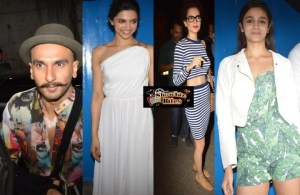 PIX: Deepika Padukone Throws a Lavish Party for Industry Friends at Olive in Bandra