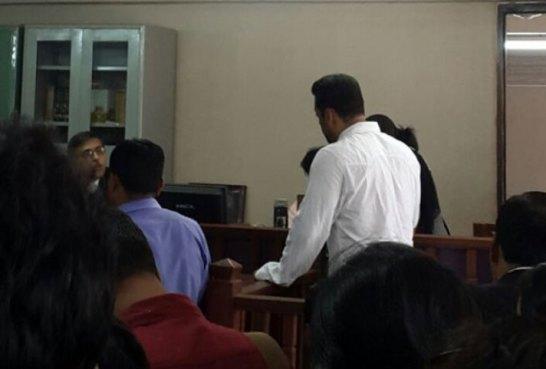 salman khan at court
