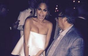 PICS: Chrissy Teigen Suffers Big Wardrobe Malfunction Exposing Her Giant Assets