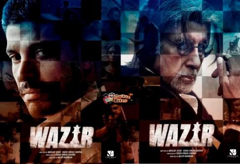 Wazir Posters